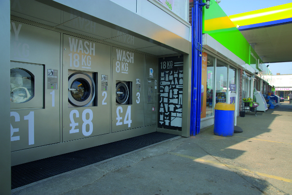 Kis Wash Brings A Launderette Quot Revolution Quot To The Uk